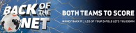BetVictor's Back of the Net